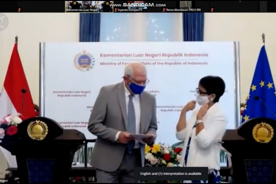 Uni Eropa beri hibah tambahan dana riset COVID-19 di Indonesia
