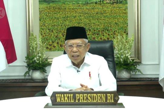 Wapres ingin sertifikat halal RI diterima negara tujuan ekspor