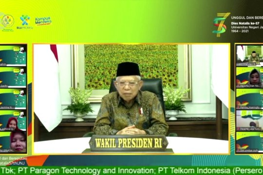 Wapres Ma'ruf Amin sebut Indonesia adalah negara kesepakatan