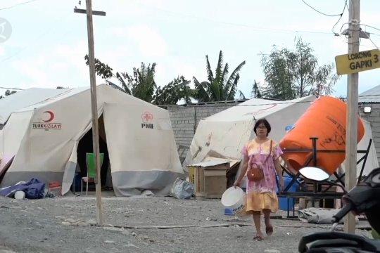 Huntap Tahap II bagi korban gempa Palu dibangun pertengahan Juni