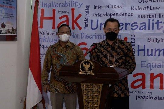 Pimpinan KPK tak hadiri pemanggilan Komnas HAM terkait TWK