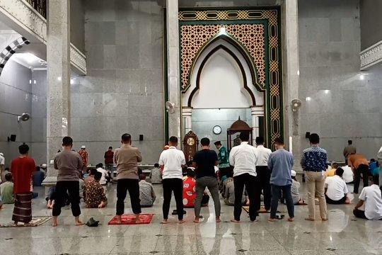 Satgas COVID-19 dan MUI Cilegon imbau prokes masjid diperketat