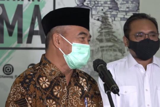 Menag & Menko PMK jelaskan alasan penundaan ibadah haji