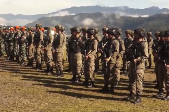 Jelang 1 Juli, Polda Papua siagakan seluruh kekuatan
