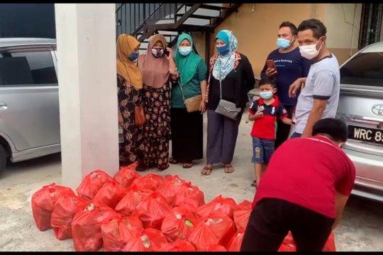 WNI terdampak lockdown di Malaysia dapat bantuan