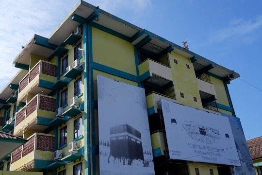 Asrama Haji Pekanbaru disiapkan sebagai tempat isolasi mandiri
