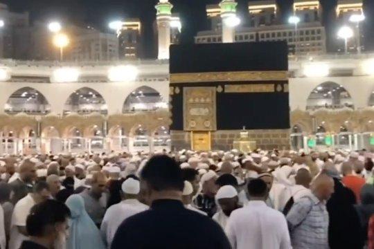 Keberangkatan Haji 2021 dibatalkan, Himpuh harap umrah terlaksana
