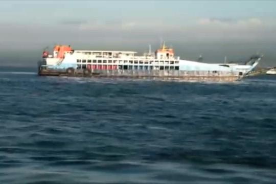 Kemenhub: KMP Yunicee tenggelam setelah terempas arus laut