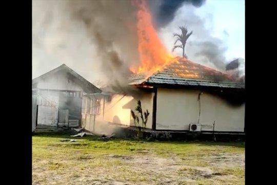 Kepolisian ketatkan keamanan usai pembakaran fasum Yalimo