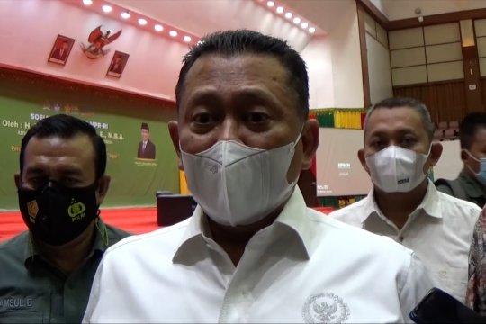 Ketua MPR: P4 dihapus, ulama dan nasionalis dibenturkan