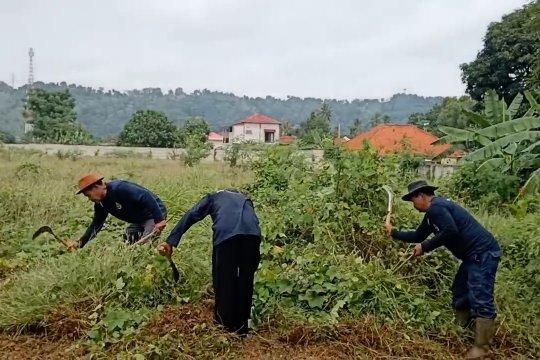 KSOP Kelas I Banten gelar padat karya bantu pulihkan ekonomi warga