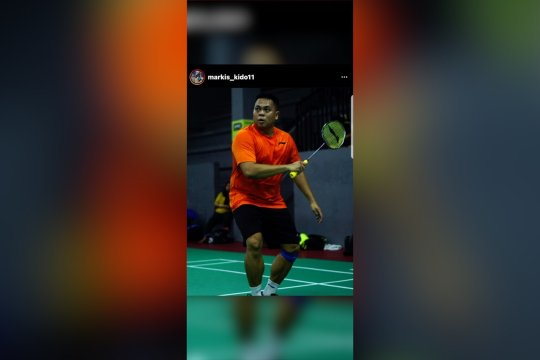 Legenda bulu tangkis Indonesia, Markis Kido Wafat