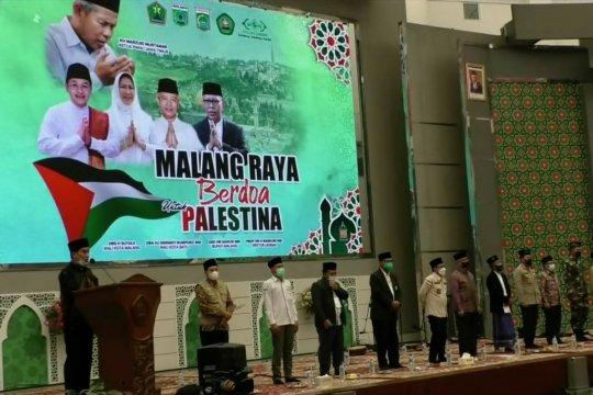Nahdliyin Malang Raya galang dana untuk Palestina