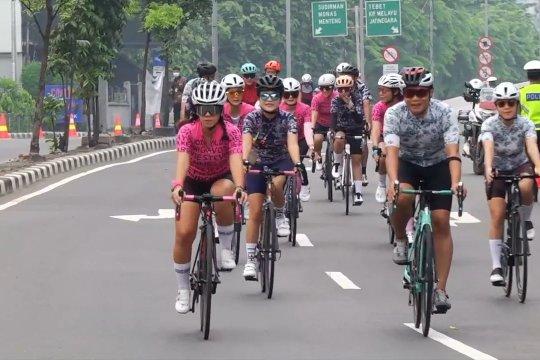 Pemerintah ajak masyarakat jadikan sepeda alat transportasi
