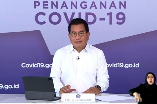 Pulau Jawa jadi penyumbang terbesar kasus COVID-19