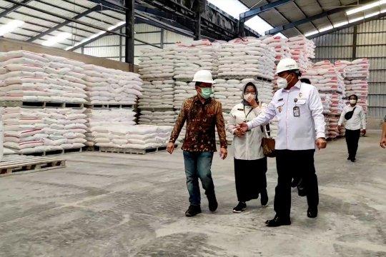 Wantannas kaji ketersediaan bahan baku pangan sagu di Bangka