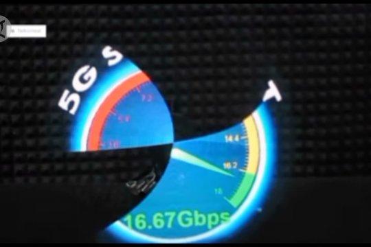 Jaringan 5G picu perkembangan ekonomi digital dan otomatisasi
