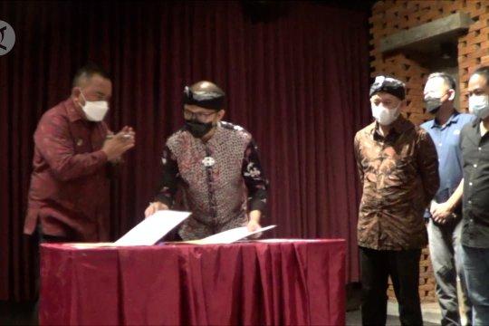 Kemenkop dorong pemulihan ekonomi Bali lewat UMKM Ekraf
