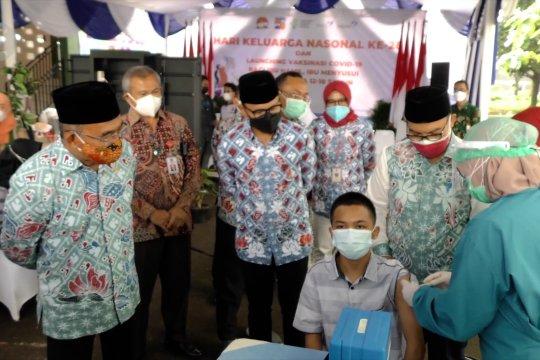 Menko PMK pantau vaksinasi COVID-19 untuk ibu hamil dan anak di Bogor