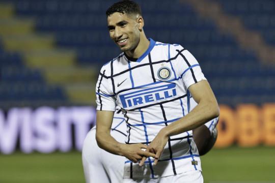 CEO Inter Milan: Achraf Hakimi akan jadi pemain Paris Saint-Germain