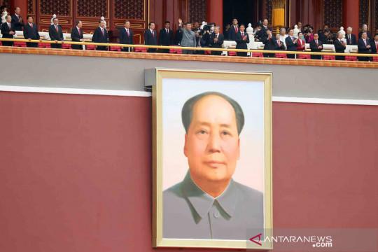 Xi Jinping berjanji selesaikan 'penyatuan kembali' China dengan Taiwan