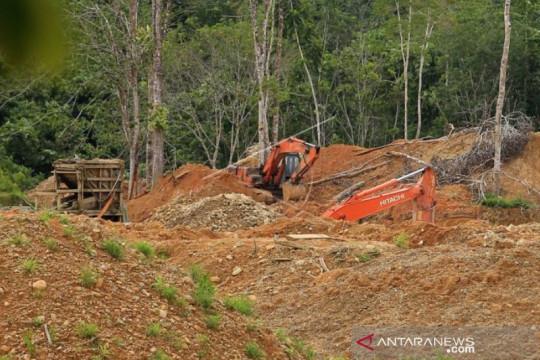 Walhi dorong Mabes Polri menindak tambang emas ilegal di Aceh Barat