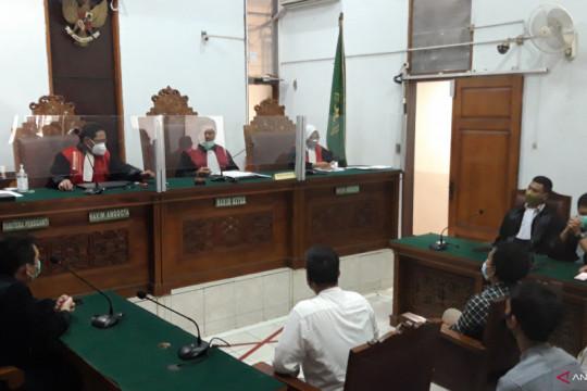 Hakim tunda sidang pembacaan putusan kasus kebakaran Kejagung