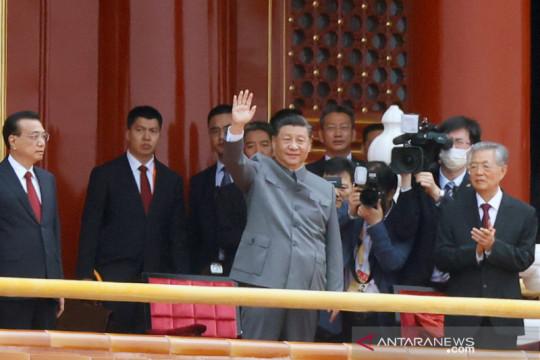 Presiden China janji perkuat sektor jasa di negara BRI