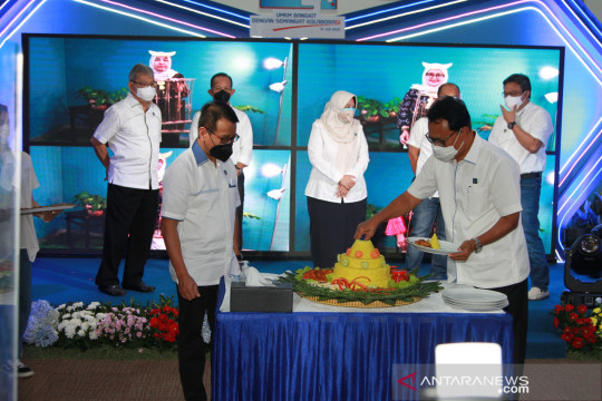 HUT ke-51, Jamkrindo berkomitmen majukan UMKM dan koperasi