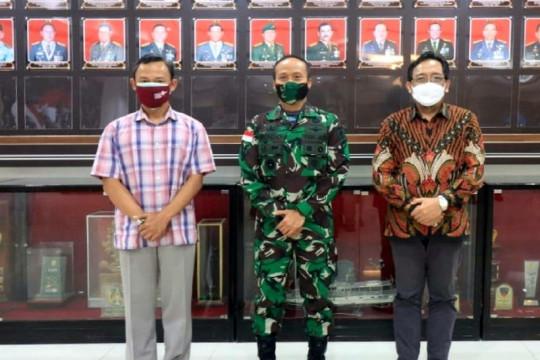 Kodam Cenderawasih siap bantu KPU sukseskan Pilkada di Papua