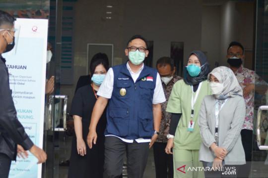 Satgas COVID-19 Kabupaten Bogor inspeksi rumah sakit swasta