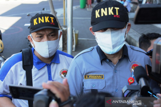 KNKT lakukan investigasi tenggelamnya KMP Yunicee