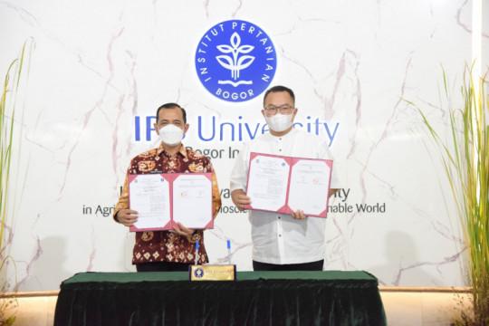 IPB University-Pemkab OKU jalin kerja sama di bidang penelitian