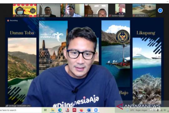 Menteri Parekraf dukung rencana pembuatan buku wisata halal Indonesia