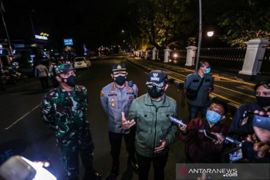 Daftar daerah pelaksana PPKM Darurat di Jawa dan Bali