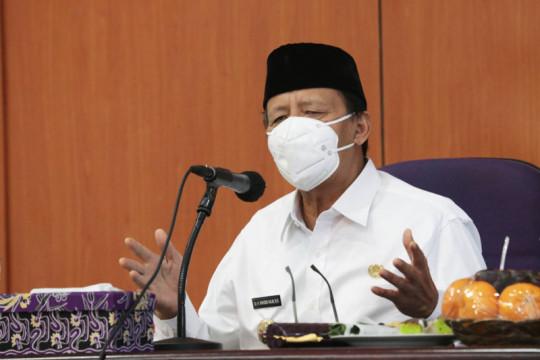 Pemprov Banten meraih penghargaan BKN Award 2021