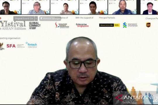 Dubes: RI harus kejar indeks inklusi fintech negara-negara di ASEAN
