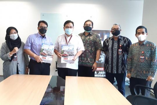 LPDUK jalin kerja sama dengan swasta dukung Peparnas XVI Papua