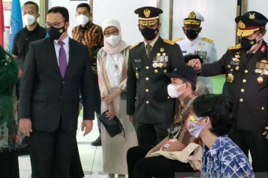 7.219 pelajar di Jakarta Timur telah terima vaksin COVID-19