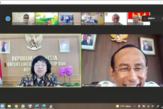 Satya Yudha: Perlu kesepakatan untuk perkiraan waktu puncak emisi