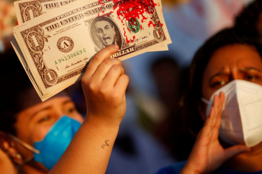 Kongres Brazil tolak rencana Bolsonaro ubah penghitungan suara