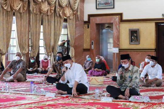Hadapi pandemi COVID-19, Surabaya gelar istighatsah bersama