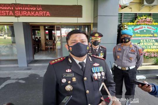 Polisi tetapkan tujuh tersangka kasus perusakan makam di Solo