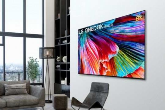 LG akan luncurkan TV LED Mini pada minggu ini