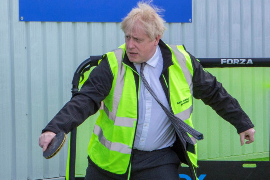PM Inggris tak punya rencana kurangi penonton Euro 2020