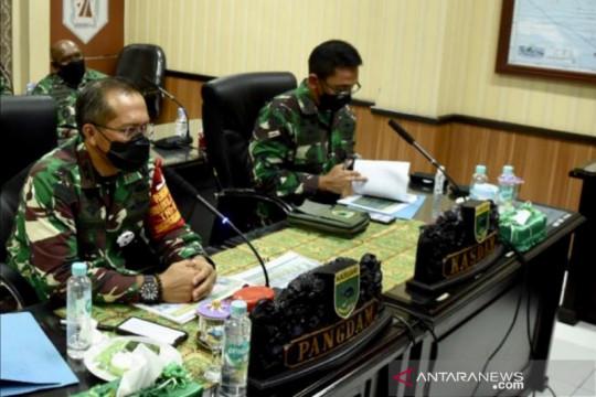 Kodam siap bantu pemda terapkan PPKM Darurat Imbangan di Papua Barat