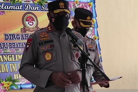 Kapolda Papua: Sejumlah ruas jalan Yalimo - Jayapura masih dipalang
