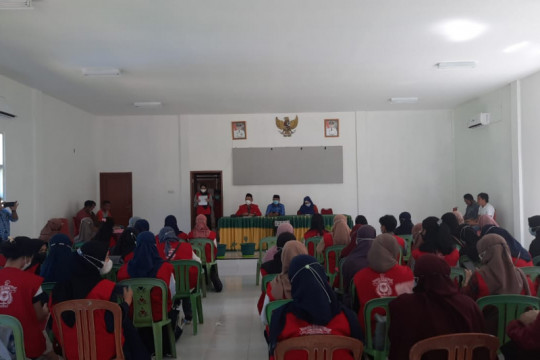 60 mahasiswa Unhas yang KKN profesi di Jeneponto positif COVID-19