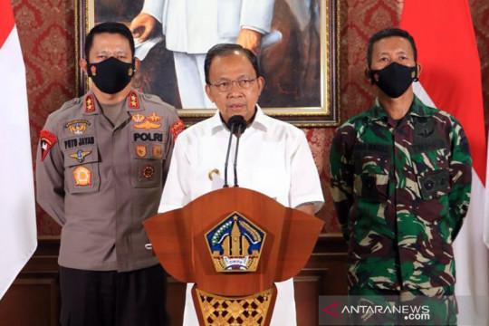 Gubernur Bali: PPKM Darurat berlaku untuk sembilan kabupaten/kota