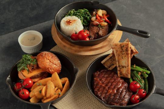Tiga menu steak baru untuk aktivitas di rumah selama PPKM darurat